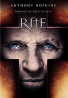 The Rite - DVD cover (xs thumbnail)