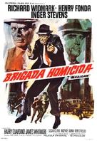 Madigan - Spanish Movie Poster (xs thumbnail)