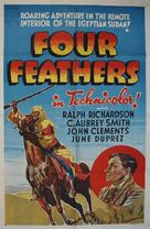The Four Feathers - Movie Poster (xs thumbnail)