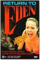 """""""Return to Eden"""" - Australian DVD cover (xs thumbnail)"""