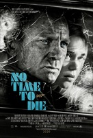 No Time to Die - International Theatrical movie poster (xs thumbnail)