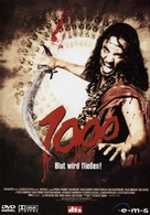 Angulimala - German DVD cover (xs thumbnail)
