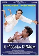Piccolo diavolo, Il - Italian Movie Poster (xs thumbnail)