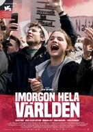Und morgen die ganze Welt - Swedish Movie Poster (xs thumbnail)