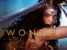 Wonder woman movie poster lifting tank