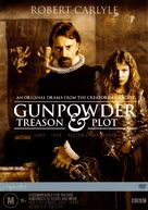 Gunpowder, Treason & Plot - Australian DVD cover (xs thumbnail)