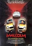 Malcolm - German Movie Poster (xs thumbnail)