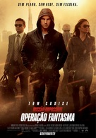 Mission: Impossible - Ghost Protocol - Portuguese Movie Poster (xs thumbnail)