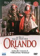 Orlando - Italian DVD cover (xs thumbnail)