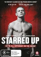 Starred Up - Australian DVD cover (xs thumbnail)