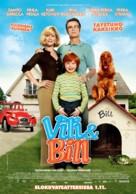 Boule et Bill - Finnish Movie Poster (xs thumbnail)