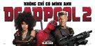Deadpool 2 - Vietnamese Movie Poster (xs thumbnail)