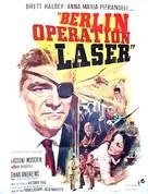 Berlino - Appuntamento per le spie - French Movie Poster (xs thumbnail)