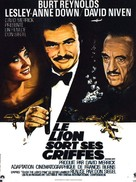 Rough Cut - French Movie Poster (xs thumbnail)