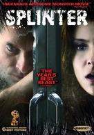 Splinter - DVD cover (xs thumbnail)