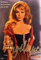 Angélique, marquise des anges - German Movie Poster (xs thumbnail)