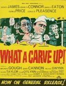 What a Carve Up! - British Movie Poster (xs thumbnail)