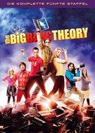 """""""The Big Bang Theory"""" - German DVD cover (xs thumbnail)"""