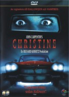Christine - Swedish DVD movie cover (xs thumbnail)