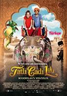 Hexe Lilli - Die Reise nach Mandolan - Turkish Movie Poster (xs thumbnail)