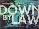 Down by Law - British Re-release poster (xs thumbnail)