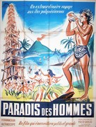 L'ultimo paradiso - French Movie Poster (xs thumbnail)