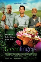 Greenfingers - Movie Poster (xs thumbnail)
