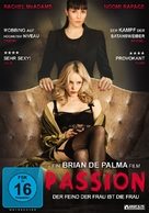 Passion - German DVD movie cover (xs thumbnail)