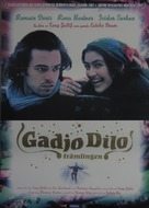 Gadjo dilo - Swedish Movie Poster (xs thumbnail)