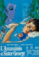 The Killing of Sister George - Italian Movie Poster (xs thumbnail)
