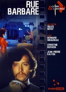 Rue barbare - French DVD cover (xs thumbnail)