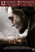 Lincoln - Polish Movie Poster (xs thumbnail)