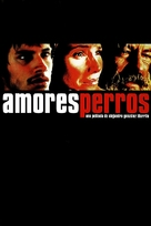 Amores Perros - Movie Poster (xs thumbnail)