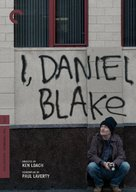 I, Daniel Blake - DVD movie cover (xs thumbnail)