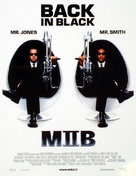 Men in Black II - Italian Movie Poster (xs thumbnail)