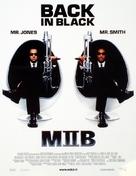 Men In Black II - Italian Movie Poster (xs thumbnail)