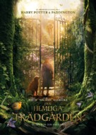 The Secret Garden - Swedish Movie Poster (xs thumbnail)