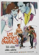 All the Fine Young Cannibals - Spanish Movie Poster (xs thumbnail)