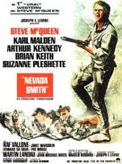 Nevada Smith - French Movie Poster (xs thumbnail)