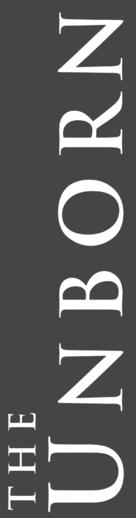 The Unborn - Logo (xs thumbnail)