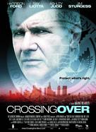 Crossing Over - Swedish Movie Poster (xs thumbnail)