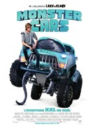 Monster Trucks - French Movie Poster (xs thumbnail)