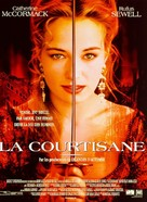 Dangerous Beauty - French Movie Poster (xs thumbnail)