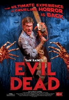 The Evil Dead - Re-release poster (xs thumbnail)