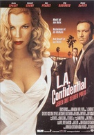 L.A. Confidential - German Movie Poster (xs thumbnail)