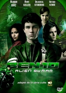 Ben 10: Alien Swarm - French Movie Cover (xs thumbnail)