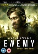 Enemy - British DVD movie cover (xs thumbnail)