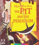 Pit and the Pendulum - British Movie Cover (xs thumbnail)