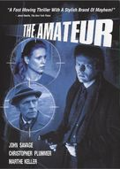 The Amateur - DVD cover (xs thumbnail)