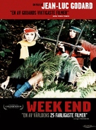 Week End - Swedish DVD movie cover (xs thumbnail)